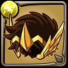 射手座の黄金聖衣兜星矢Verアイコン
