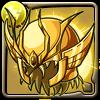 乙女座の黄金聖衣兜アイコン