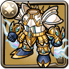 神秘の角鎧アイコン