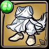 妖狐蔵馬の白装束アイコン