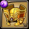 双子座の黄金聖衣・兜アイコン