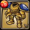 〈傲慢の罪〉エスカノールの黄金鎧アイコン