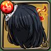 伝説の英雄シズの髪型アイコン