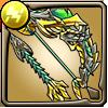 天剣龍の輝撃弩アイコン
