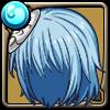 魔物を統べるものリムルの髪型アイコン
