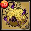 〈十戒〉統率者魔神化メリオダスの髪型アイコン