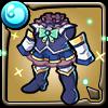女神アクアの服アイコン
