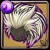 魔族浦飯幽助の髪型アイコン