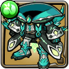 禁忌の翠晶鎧アイコン