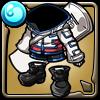 ホロホロの戦闘服アイコン