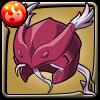 鮮血の戦乙女シャルティアの兜アイコン