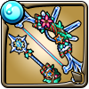 蒼聖獣の綺飾零弓アイコン