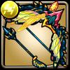 虹輝龍の彩雷弓アイコン
