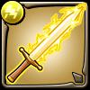 クルセイダーダクネスの剣アイコン