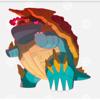 カジリガメ(キョダイマックス)のアイコン
