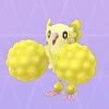 オドリドリ(ぱちぱちスタイル)のアイコン