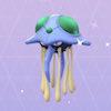 ドククラゲの色違いアイコン