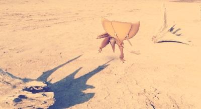 カブトプスのAR画像