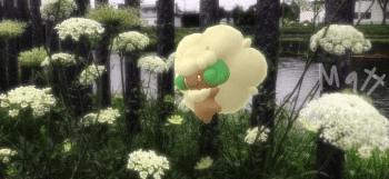 エルフーンのAR画像