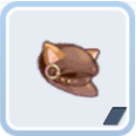 猫耳ベレー