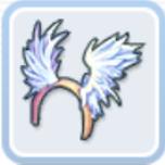 天使のヘアバンド