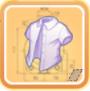 雲のシャツ(ランニングシャツ)