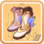 真理の光のシューズ(審判の靴)