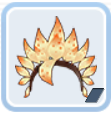 Burning Gold Feather Crown[1]