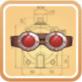 レーザー眼鏡