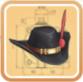 アーチャー帽[1]