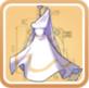 満月のドレス