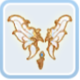 聖なる蝶の翅