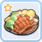 初心者のステーキ