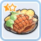 よだれが出ちゃうステーキ