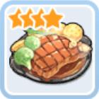 特製砂漠のおもてなしステーキ