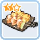 超絶美味の串焼き