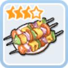 フェイヨン特産野菜串焼き