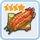 トルビセウス海鮮串焼き
