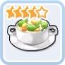 プロンテラ王室の野菜スープ