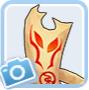 魔紋の紙妖