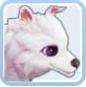 白犬ディモーシー