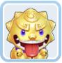金鈴の獅子