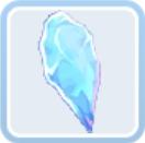 氷塊の欠片