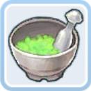 緑色の染料