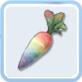 虹色ニンジン