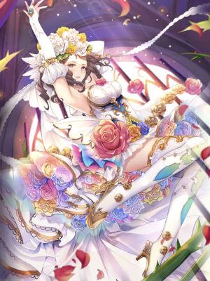 白薔薇姫立ち絵