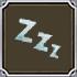 眠りアイコン