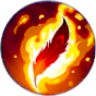 鳳凰の火のアイコン