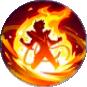 炎の加護のアイコン