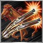 騎馬鉄砲乱撃のアイコン